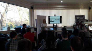 Prva javna prezentacija projekta uređenja obala rijeke Vrbas, ispod Dvorane Obilićevo