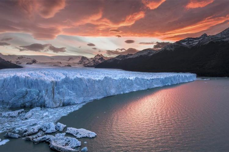 Rekordno visoka temperatura na Antarktiku