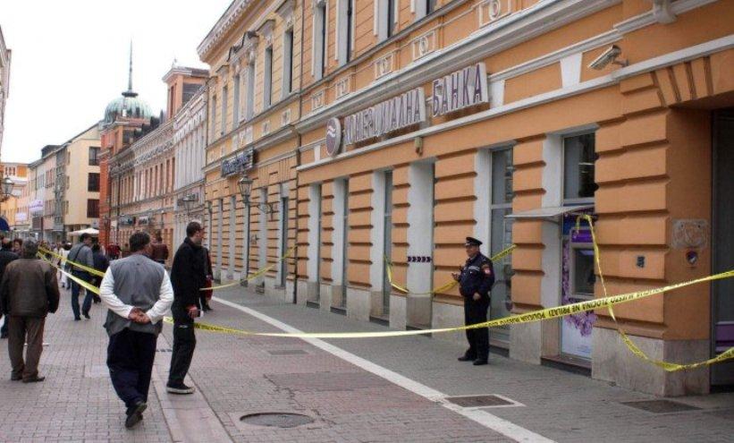 Uhapšena žena pljačkaša banke u Banjaluci