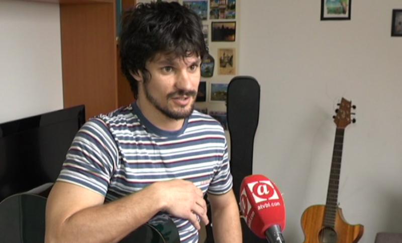 Svestrani mladi umjetnik oduševljava Banjalučane