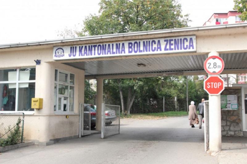 Ubila se pacijentica u zeničkoj Kantonalnoj bolnici