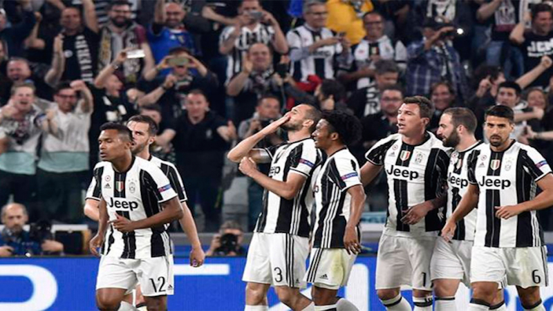 Juventus pobijedio Barselonu 3:0