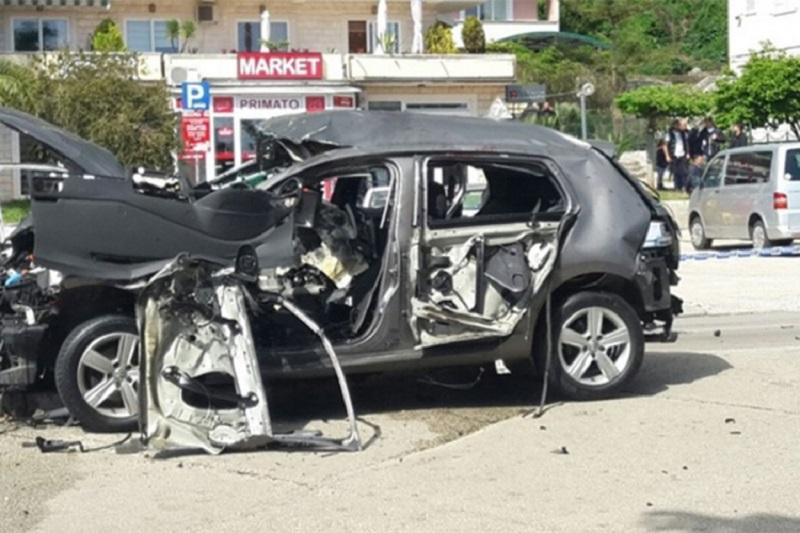 Eksplozija u Herceg Novom, povrijeđen ubica vođe 'Delija'