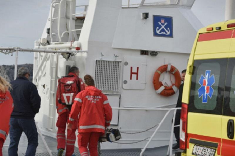 Dubrovnik: Dvoje mrtvih, petoro nestalih u sudaru broda Lučke kapetanije i gumenjaka