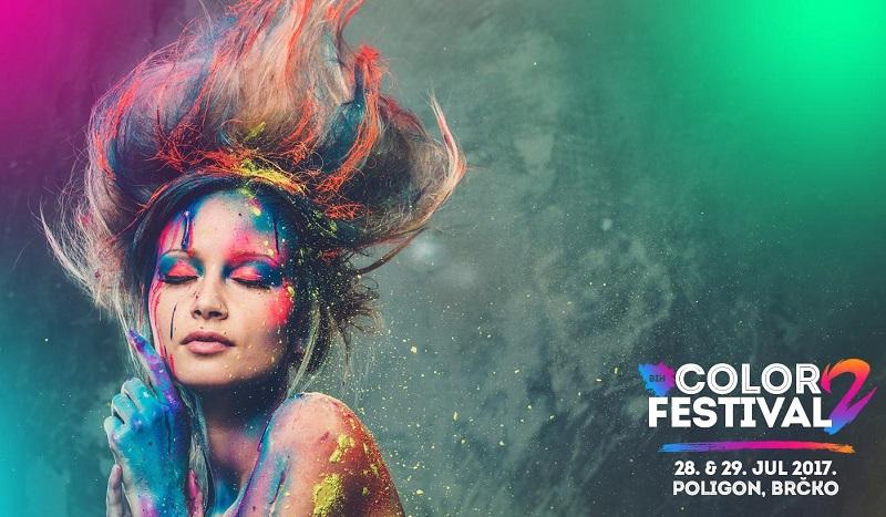 Jedinstveni festival u boji u Brčkom 28. i 29. jula