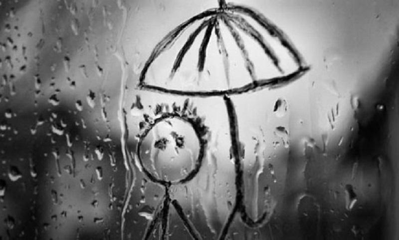 Zahlađenje i kiša