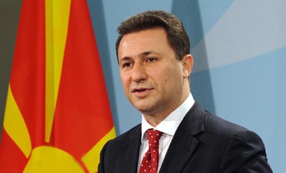 Gruevski: Iskra u Makedoniji dovoljna da se zapali cijeli Balkan