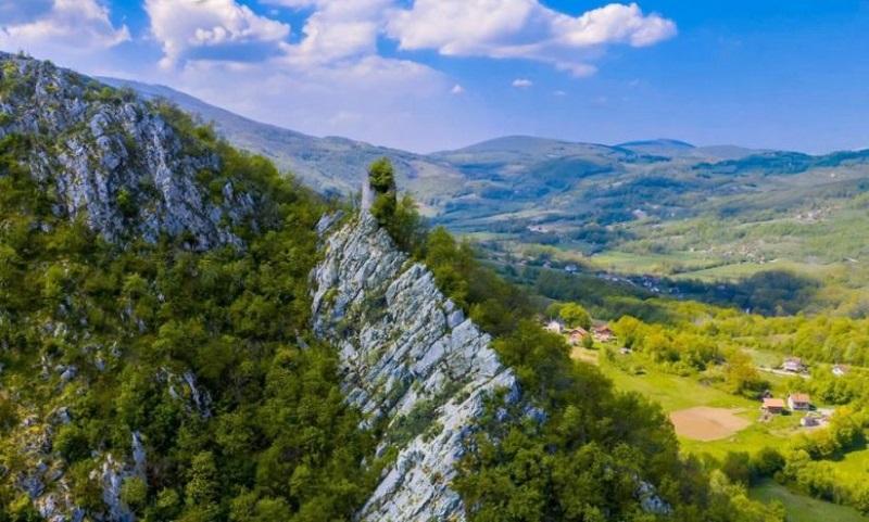 Upoznajte Greben, utvrđenje na Vrbasu staro 800 godina VIDEO