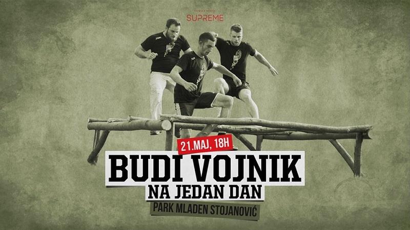 Banjaluka: Budi vojnik na jedan dan, oprobaj se u vojnom treningu