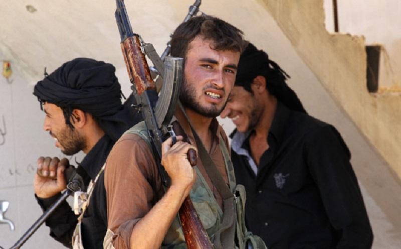 Test za budeće džihadiste, glavna nagrada kalašnjikov?!