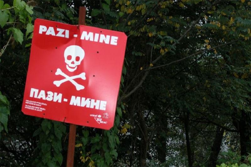 Jeleč: Pod minama još dva odsto površine BiH