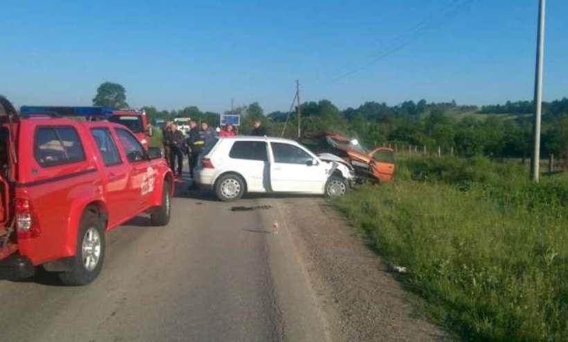 Banjaluka – Prnjavor: Teška saobraćajka, troje teže povrijeđeno