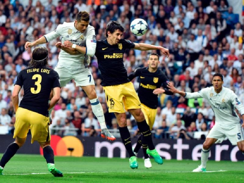 Ronaldo deklasirao Atletiko, Real vidi novo finale!