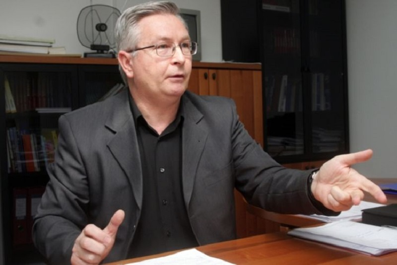 Tihomir Gligorić ostao bez fotelje