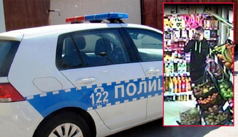 Banjaluka: Prepoznajete li osumnjičenog za pljačku trgovine?