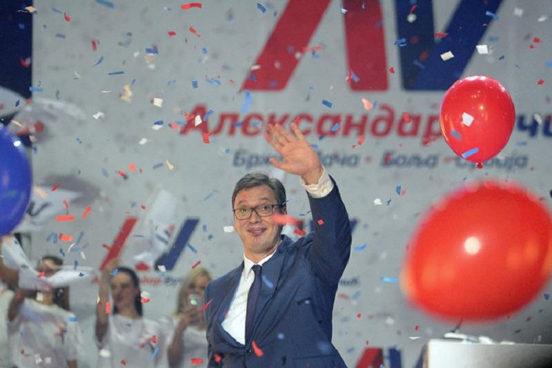 Danas svečana inauguracija Vučića