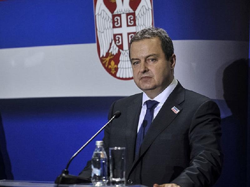 Dačić: Spisak zemalja koje su priznale Kosovo biće ispod 100