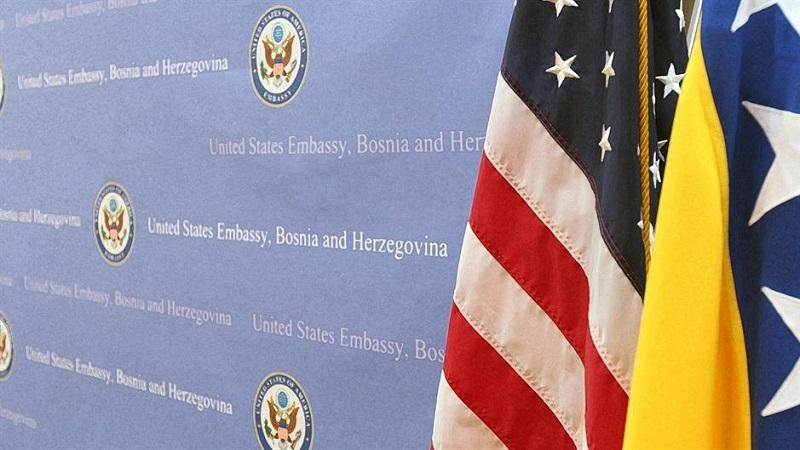 Ambasada SAD u BiH o dogovoru vojne vježbe na Manjači