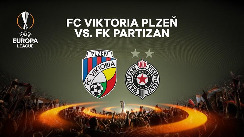 "Partizan u Plzenju ""juri"" osminu finala Lige Evrope"