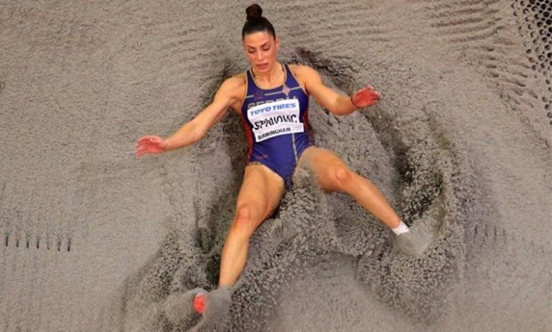 Ivana Španović prvakinja svijeta