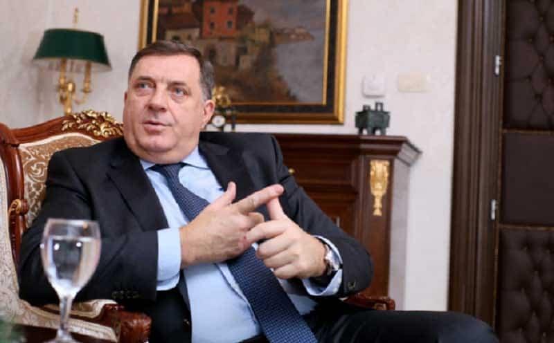 Dodik: BiH nametnuta Srbima, na referendumu većina u RS bi bila za pripajanje Srbiji