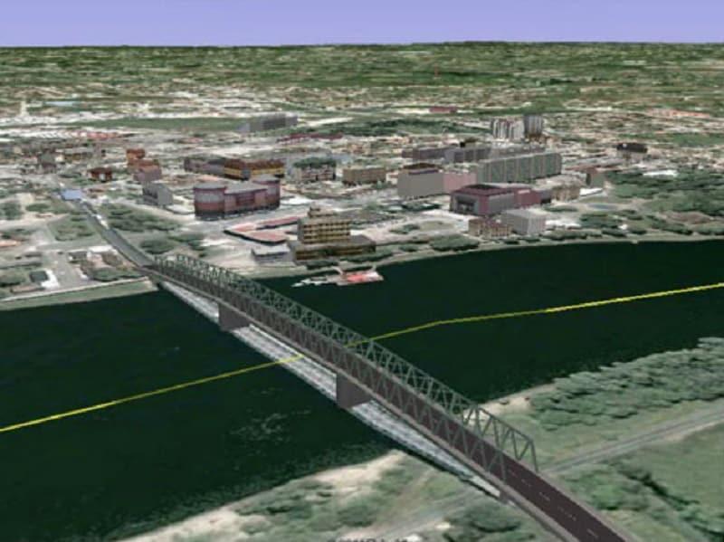 Most na Savi kod Gradiške – sporazum o grantu