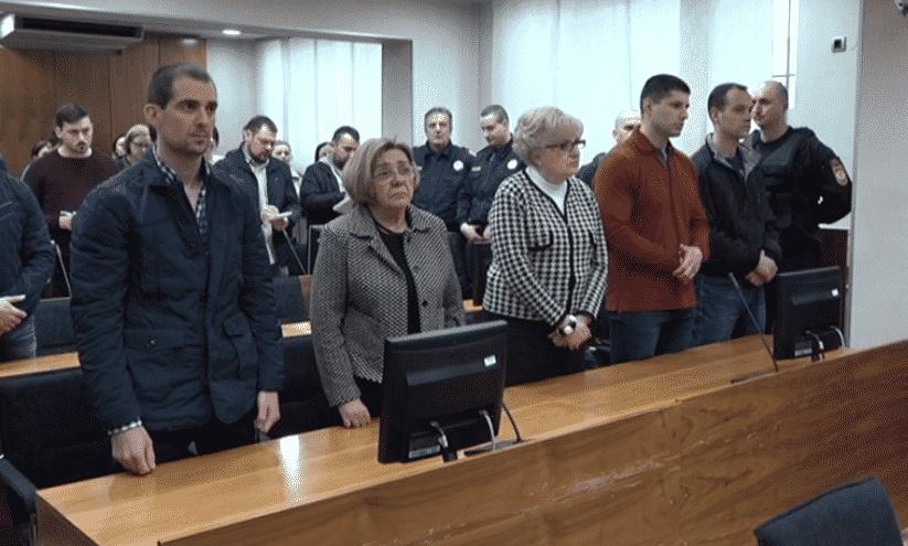 Za pljačku na autoputu dobili 40 godina zatvora