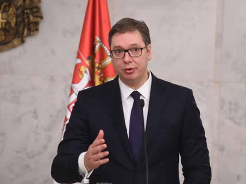 Vučić: Platforma za Kosmet će se zasnivati na potrebama Srbije