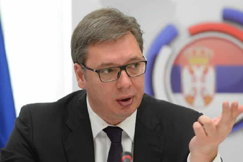 Vučić: Ne razgovaramo o KiM s Albancima, već s onima koji su ga otimali