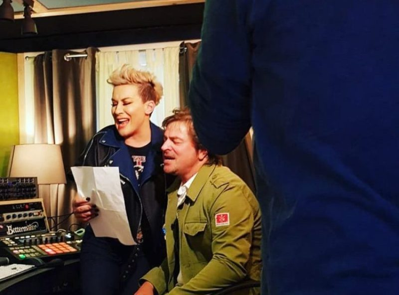 Indira Levak i Alen Islamović snimaju duet