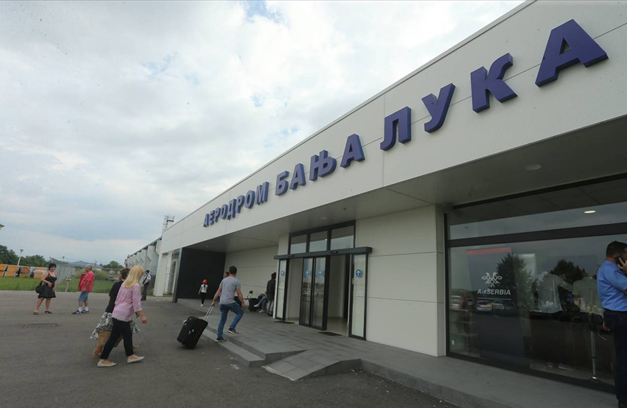 Poletio prvi avion iz Banjaluke u Tursku: U Antaliji za dva sata