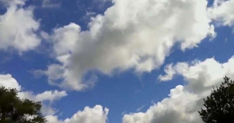 Vrijeme danas svježe i umjereno oblačno