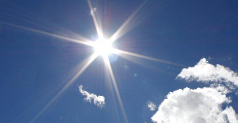 Sunčano i malo toplije vrijeme