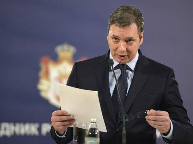Vučić: Malo se zaustavite u lekcijama Srbiji!