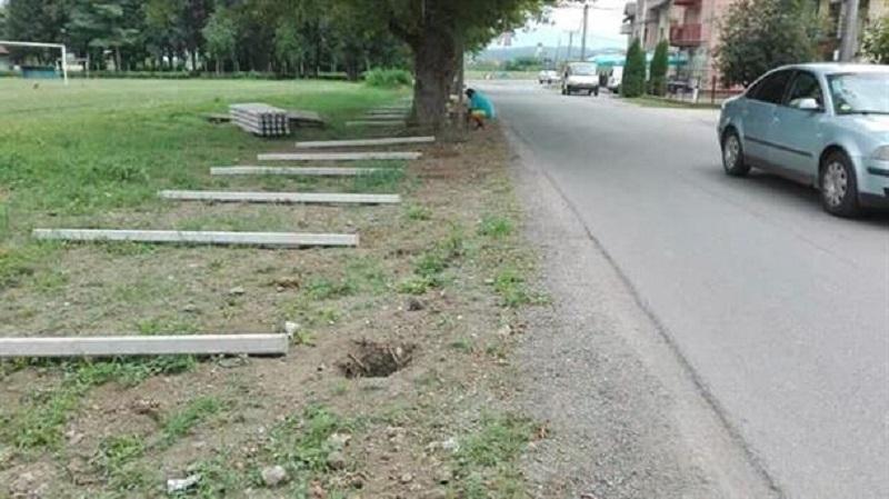 Mještani Zalužana: Ostaćemo bez trotoara