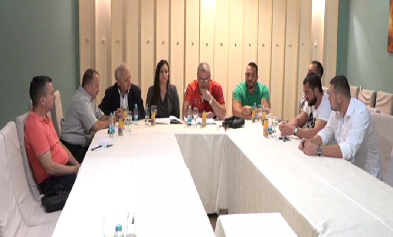 Najava bokserskog spektakla: Teškaši iz cijelog svijeta stižu u Banjaluku