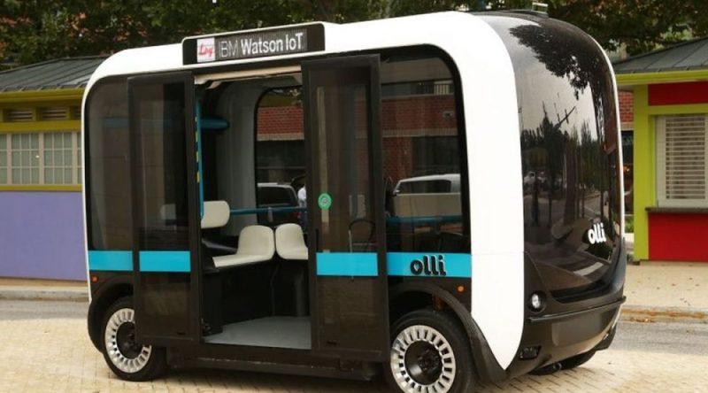 Gradski autobusi bez vozača na ulicama Beča od proljeća