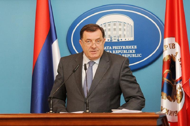 Dodik: Slijedimo Trampovu politiku, srpski narod na prvom mjestu