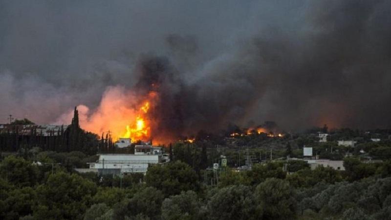 Požari u Grčkoj: Grupa Banjalučana na sigurnom i nema povrijeđenih