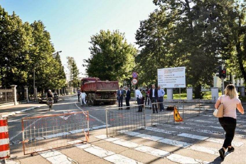 Počela izgradnja novog kružnog toka u Banjaluci