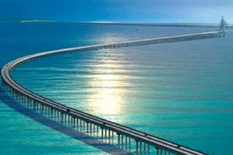 Putin naredio: Niče najduži most na svijetu