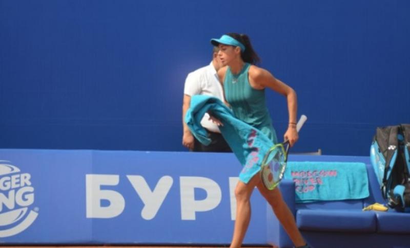Olga Danilović je u finalu Moskve