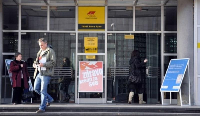 Poštar oštetio budžet Srpske za 32.000 KM