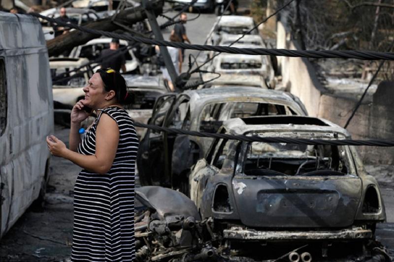 Evropa se mobiliše za pomoć Grčkoj