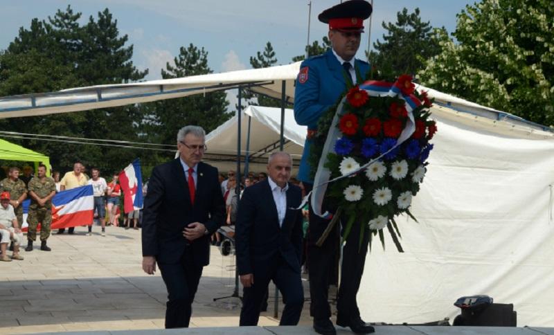 Srpski narod opstao zahvaljujući antifašizmu
