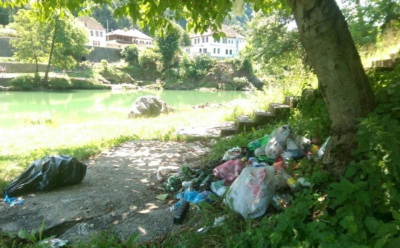 Ljubitelje rijeka smeće tjera sa obala Vrbasa
