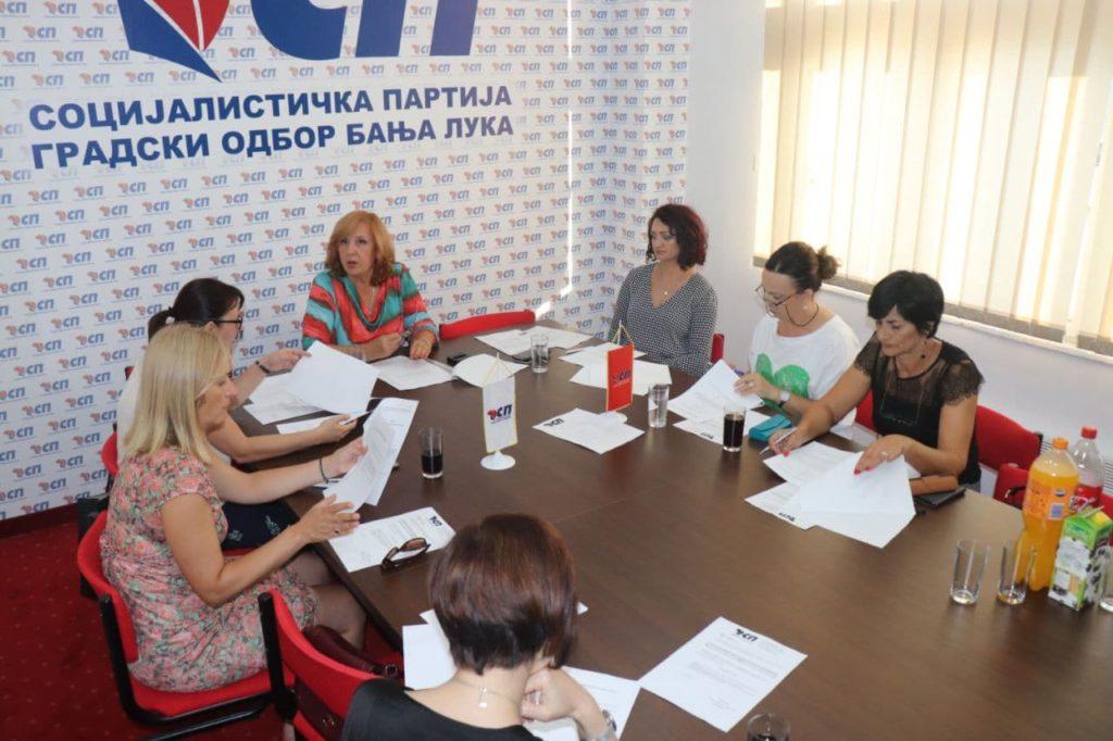 Socijalistička partija Banjaluka: Formiran Savjet za predškolsko vaspitanje i obrazovanje