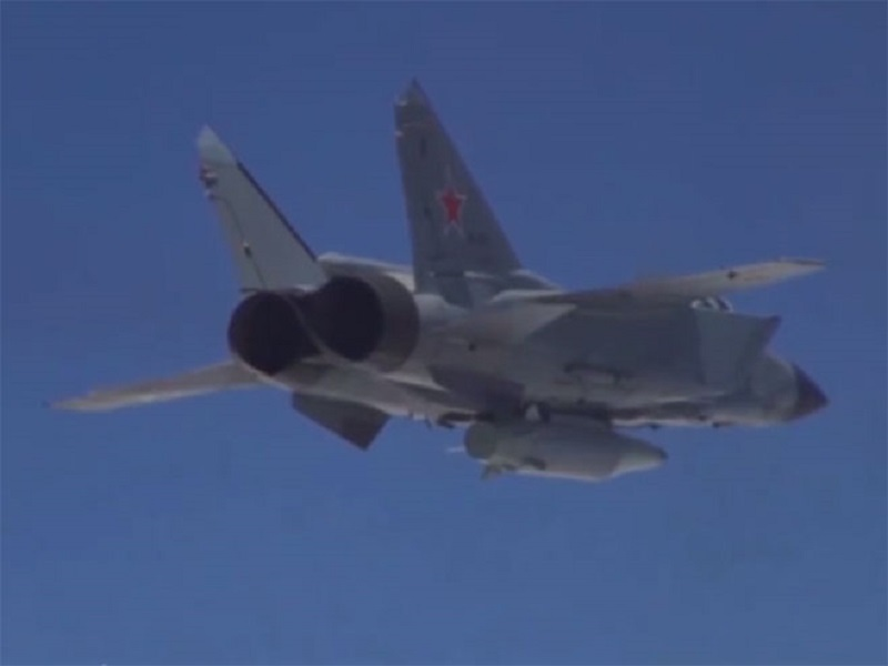 Rusija testirala Tu-22M3 sa novom raketom vazduh–zemlja (VIDEO)