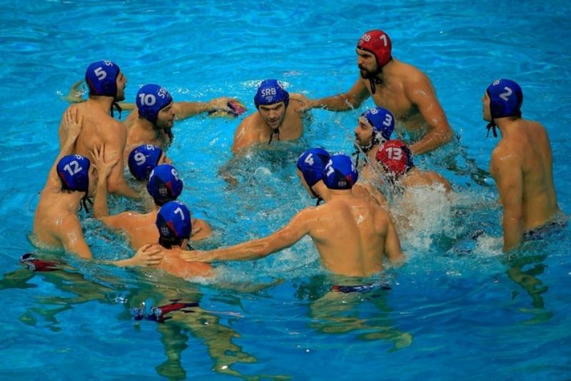 Srbija večeras protiv Španije za evropsko zlato u vaterpolu