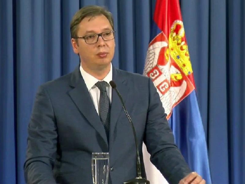 Vučić: Ne volim kada lideri drugih naroda govore o ratu
